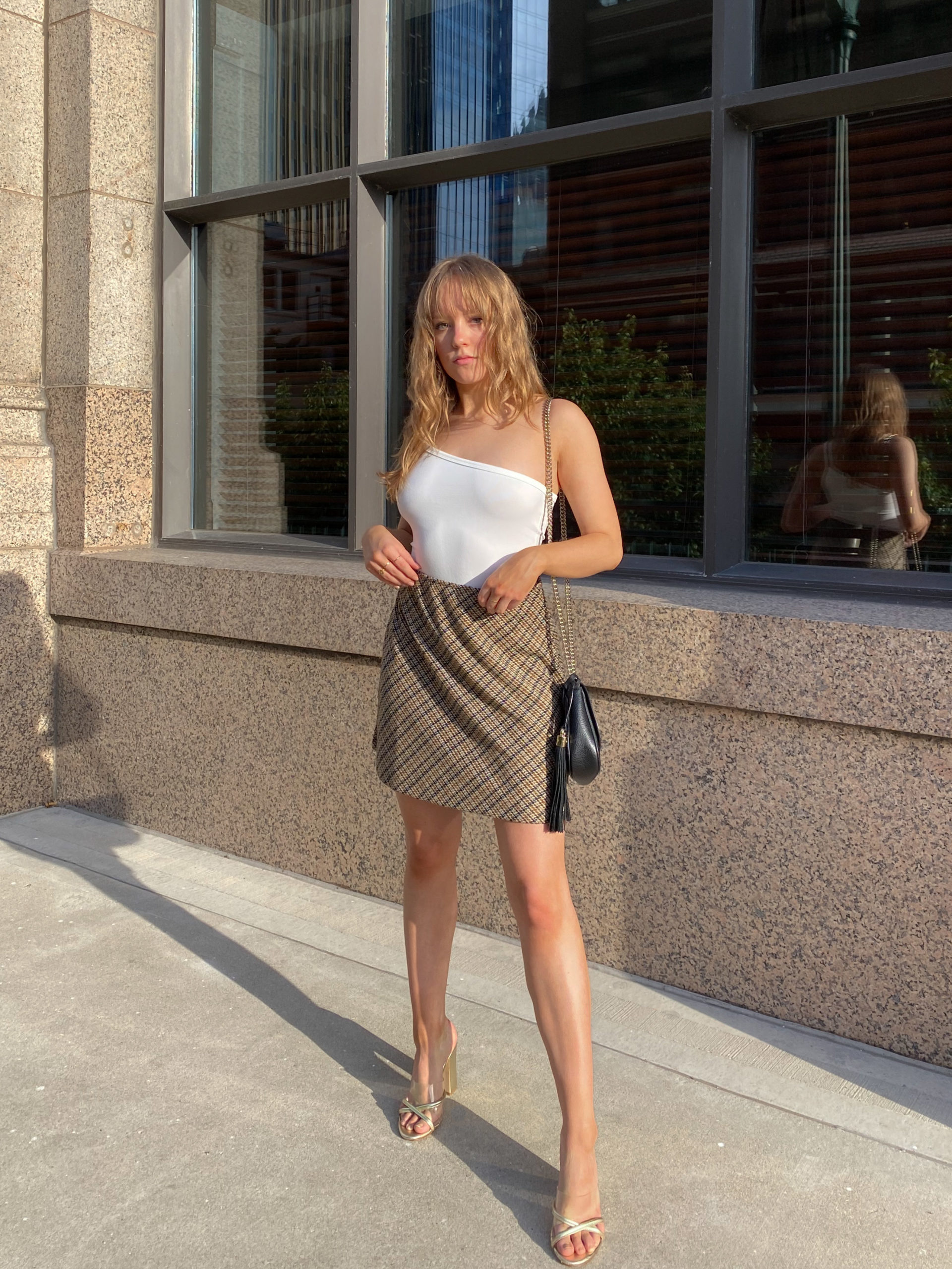 ASYMMETRICAL BASICS TO WEAR NOW AND LATER