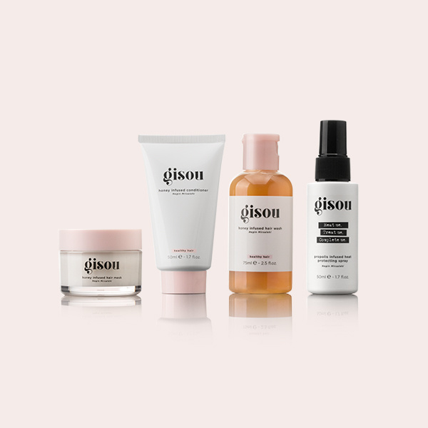 THE HONEY INFUSED HAIRCARE BRAND TO ADD TO YOUR ROUTINE - Gisou