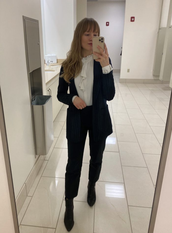 5 OUTFITS FOR DRESSING BUSINESS PROFESSIONAL IN THE OFFICE
