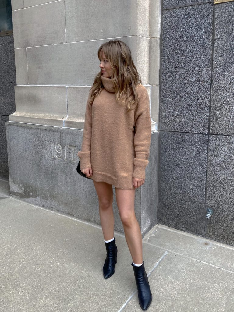4 THANKSGIVING OUTFIT IDEAS