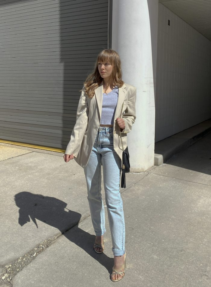THE CLASSIC SPRING TREND THAT'S ALWAYS FOOLPROOF