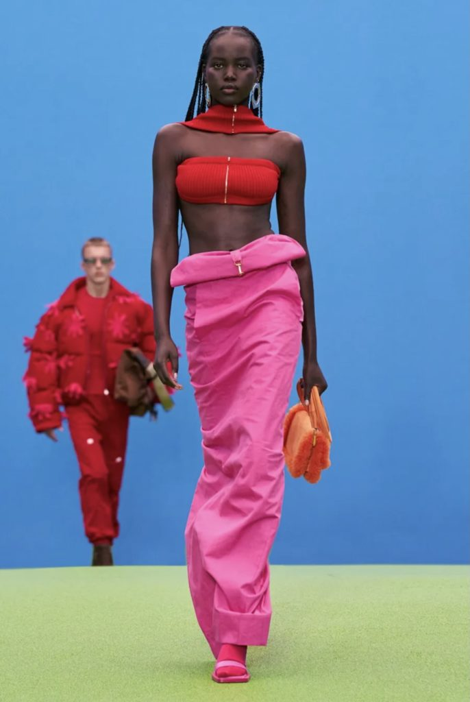 WHAT TO EXPECT FOR FALL SEEN AT JACQUEMUS